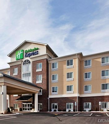Holiday Inn Express Hotel & Suites Statesville photos Exterior
