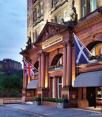 Waldorf Astoria Edinburgh - The Caledonian photos Exterior
