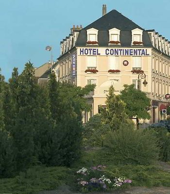 Inter-Hotel Continental photos Exterior