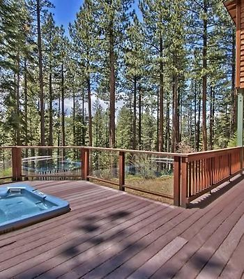 Creekside Home In The Pines In South Lake Tahoe photos Exterior Creekside Home in the Pines in South Lake Tahoe