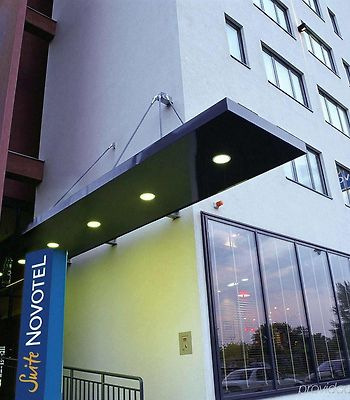 Novotel Suites Wien City Donau photos Exterior