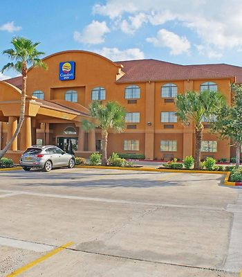 Comfort Inn Edinburg photos Exterior