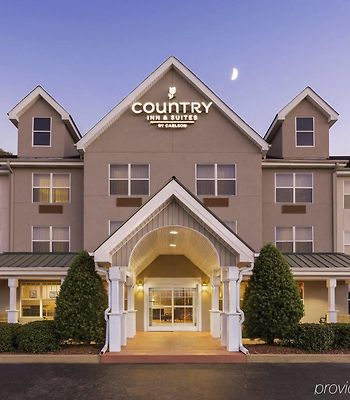 Country Inn & Suites By Carlson, Tuscaloosa, Al photos Exterior