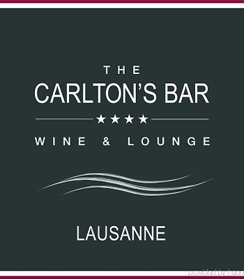 Carlton Lausanne Boutique Hotel photos Exterior