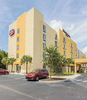 Springhill Suites Tampa North/I-75 Tampa Palms photos Exterior