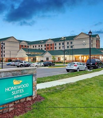 Homewood Suites By Hilton Woodbridge photos Exterior