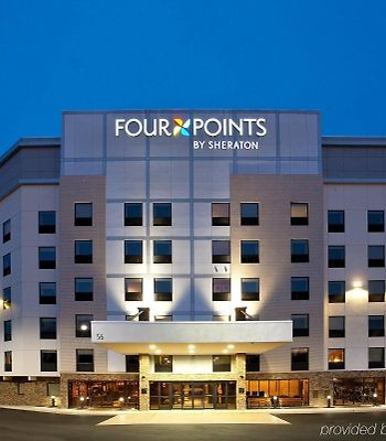 Four Points By Sheraton Newark photos Exterior