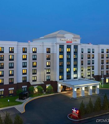 Springhill Suites Newark Liberty International Airport photos Exterior