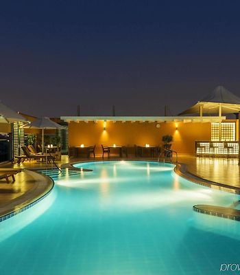 Four Points By Sheraton Downtown Dubai photos Exterior