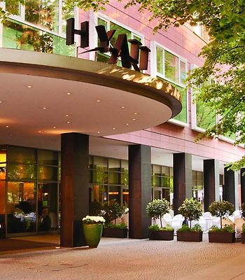 Grand Hyatt Berlin photos Exterior