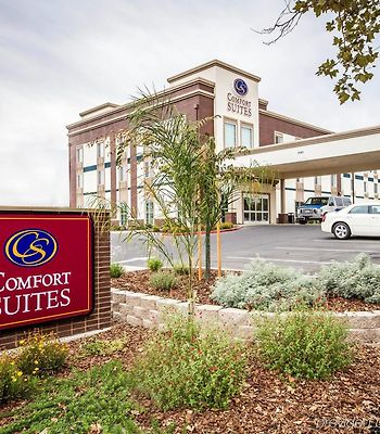 Comfort Suites Woodland - Sacramento Airport photos Exterior