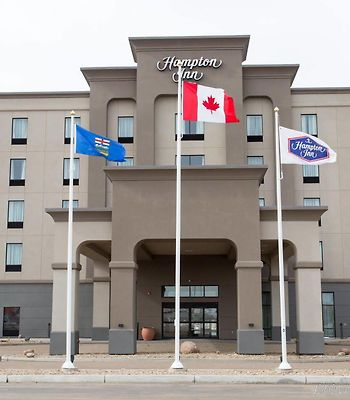 Hampton Inn By Hilton Lloydminster photos Exterior