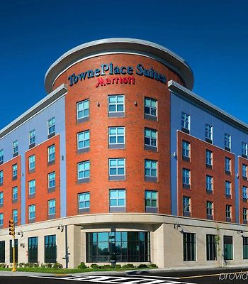 Towneplace Suites Boston Logan Airport/Chelsea photos Exterior