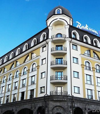 Radisson Blu Podil photos Exterior