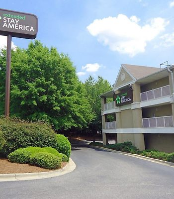 Extended Stay America Winston - Salem - Hanes Mall Boulevard photos Exterior