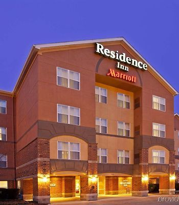 Residence Inn Indianapolis Downtown On The Canal photos Exterior