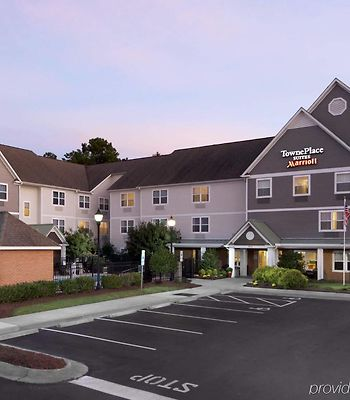 Towneplace Suites By Marriott Jacksonville photos Exterior