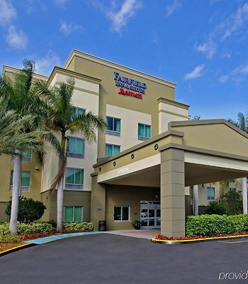 Fairfield Inn & Suites Fort Lauderdale Airport & Cruise Port photos Exterior