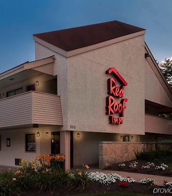 Red Roof Inn Parsippany photos Exterior
