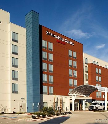 Springhill Suites Houston Intercontinental Airport photos Exterior