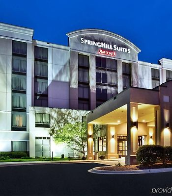 Springhill Suites Chicago Southwest At Burr Ridge/Hinsdale photos Exterior