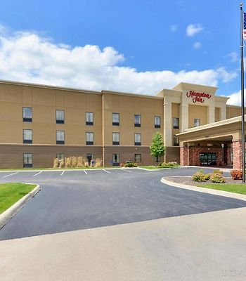 Hampton Inn Muscatine photos Exterior