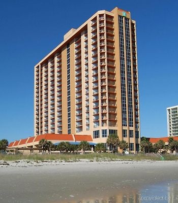 Embassy Suites Myrtle Beach Oceanfront Resort photos Exterior