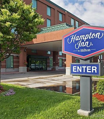 Hampton Inn By Hilton Ottawa photos Exterior