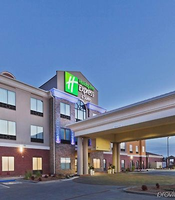 Holiday Inn Express Hotel & Suites Brownfield photos Exterior