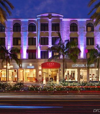 Luxe Hotel Rodeo Drive photos Exterior