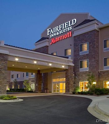 Fairfield Inn & Suites By Marriott Montgomery Eastchase Pkwy photos Exterior