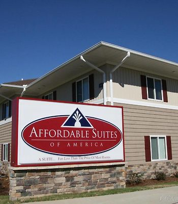 Affordable Suites Fayetteville photos Exterior