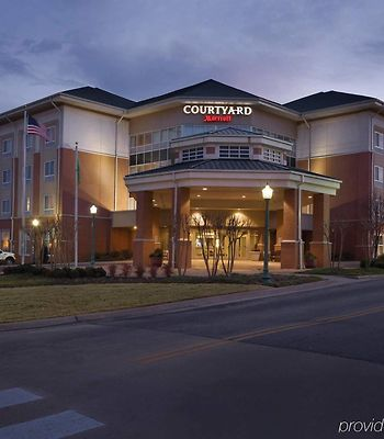 Courtyard By Marriott Fort Smith Downtown photos Exterior