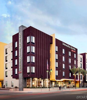 Springhill Suites Los Angeles Burbank/Downtown photos Exterior