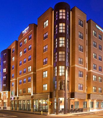 Courtyard Syracuse Downtown At Armory Square photos Exterior Image 1