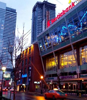 Jj Furnished Apartments Downtown Toronto: Tiff Bell Lightbox photos Exterior Hotel information