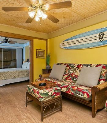Hawaiian King #213 - 1 Bedroom, Full Kitchen, Sleeps 4 photos Exterior