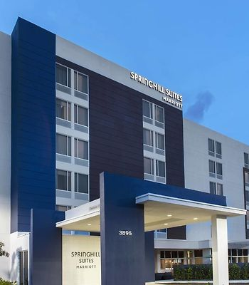 Springhill Suites By Marriott Miami Doral photos Exterior SpringHill Suites by Marriott Miami Doral