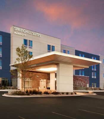 Springhill Suites Idaho Falls photos Exterior SpringHill Suites by Marriott Idaho Falls