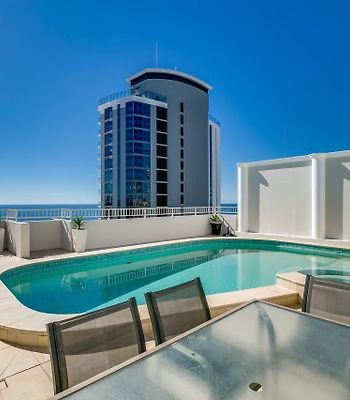 2 Story Rooftop Penthouse With Private Pool In The Heart Of Surfers Paradise - Golden Gate photos Exterior Golden Gate Penthouse - We Accommodate