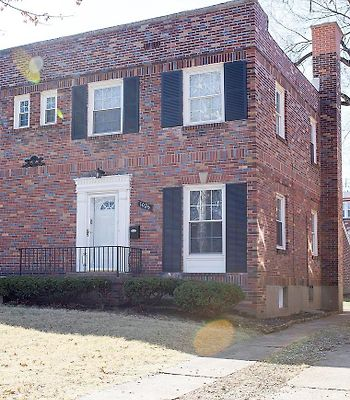 Walking Distance To The Forest Park &St.Louis Zoo! photos Exterior