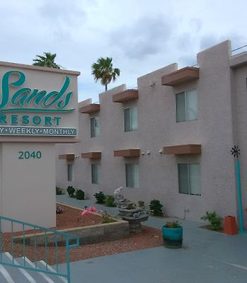 The Sands Vacation Resort photos Exterior Havasu Sands Resort