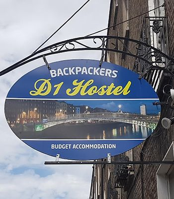 Backpackers D1Hostel photos Exterior Backpackers D1Hostel