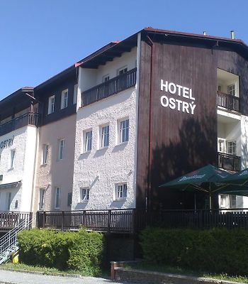 Hotel Ostry photos Exterior Hotel Ostry