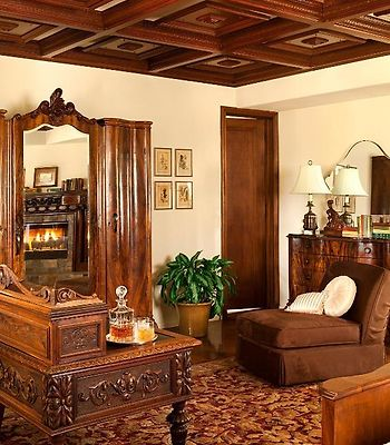 The Willows Historic Palm Springs Inn photos Interior