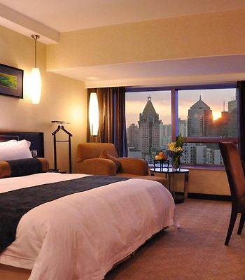 Shanghai Grand Trustel Purple Mountain Hotel photos Room