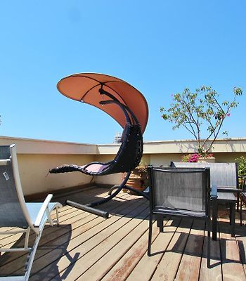 Stunning 2 Bedrooms Roof Apartment In The Heart Of Tel Aviv photos Exterior