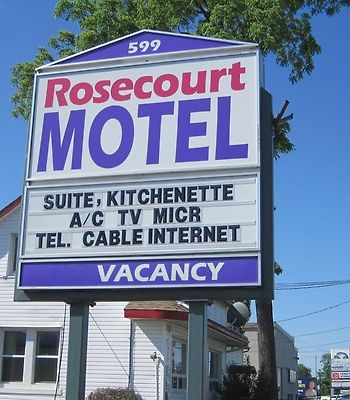 Rosecourt Motel photos Exterior Hotel information