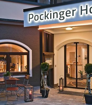 Hotel Pockinger Hof photos Exterior Hotel information