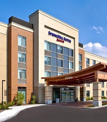 Springhill Suites Syracuse Carrier Circle photos Exterior Hotel information